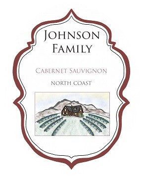 Johnson Family North Coast Cabernet