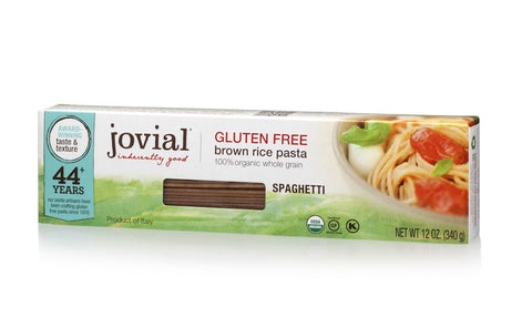 Jovial Brown Rice Spaghetti