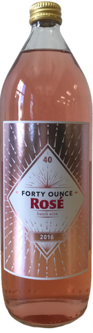 Julien Braud Forty Ounce Rose