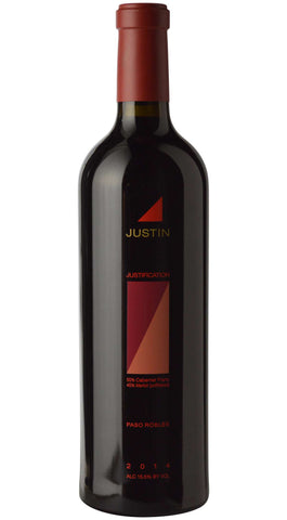 Justin Justification Red Blend