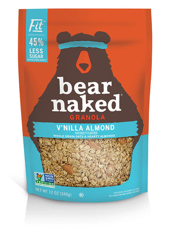 Bear Naked Vanilla Almond Fit Granola