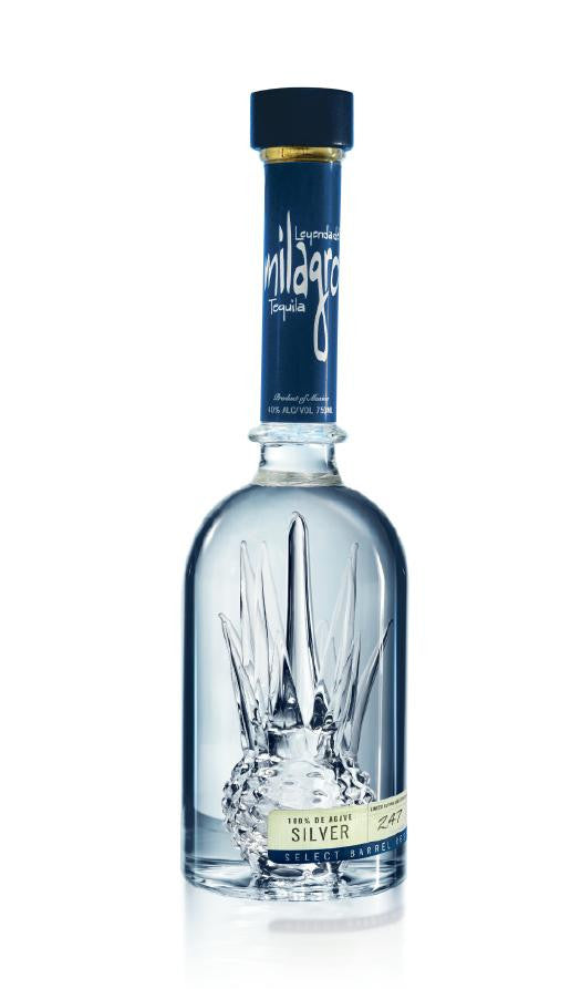 Milagro Tequila Silver Reserve