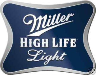 Miller High Life Light 12 Pk Bottles