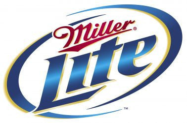 Miller Lite Suitcase Cans