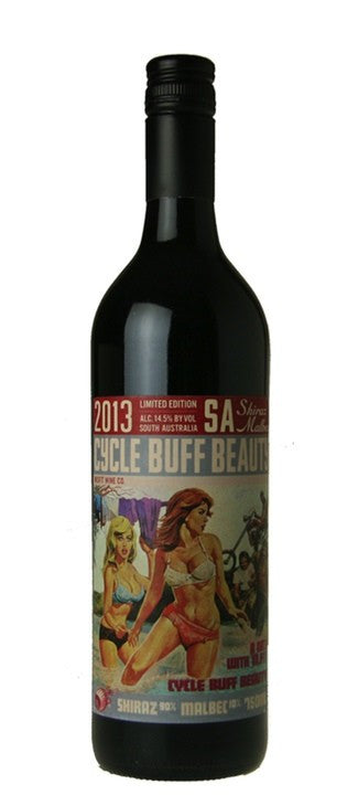 Misfit Cycle Buff Beauty Shiraz Malbec