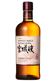Nikka Single Malt Miyagikyo Japanese Whisky