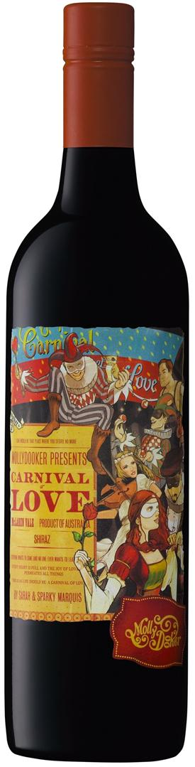 Mollydooker Carnival of Love Shiraz