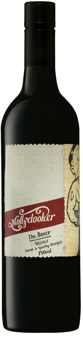 Mollydooker Shiraz The Boxer