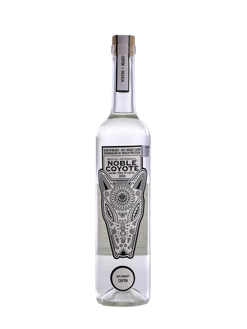 Noble Coyote Capon Espadin Mezcal