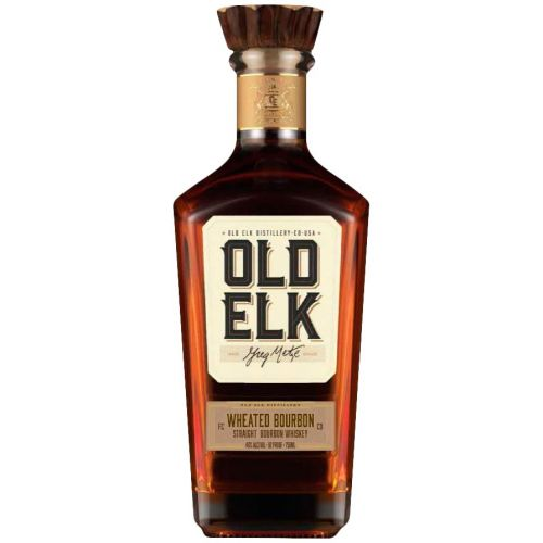 Old Elk Straight Wheated Bourbon