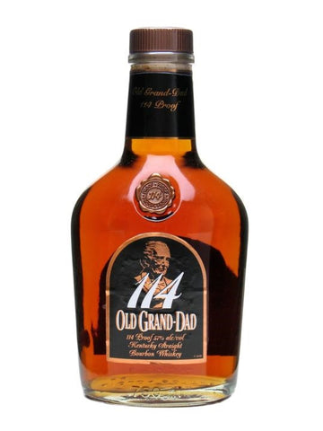 Old Granddad Bourbon Whiskey 114