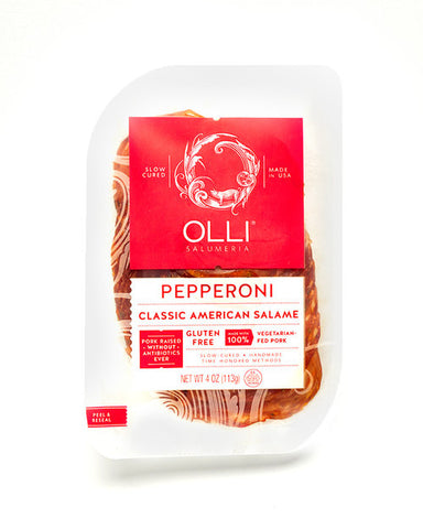 Olli Presliced Pepperoni