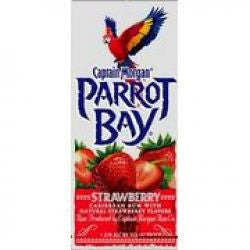 Captain Morgan Rum Parrot Bay Strawberry