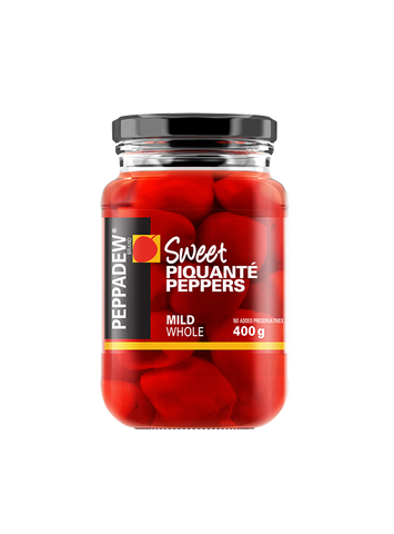 Whole Peppadew Sweet Piquanté Peppers, Mild