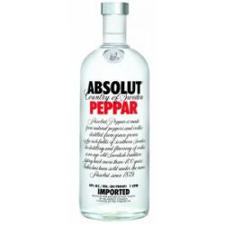 Absolut Vodka Peppar 80
