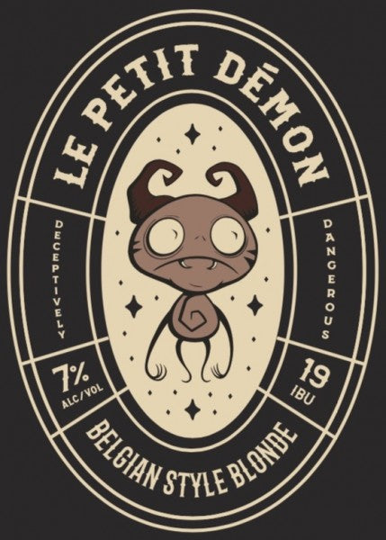 Bonesaw Brewing Le Petit Demon 4pk Can