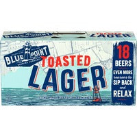 Blue Point Toasted Lager 18PK CANS