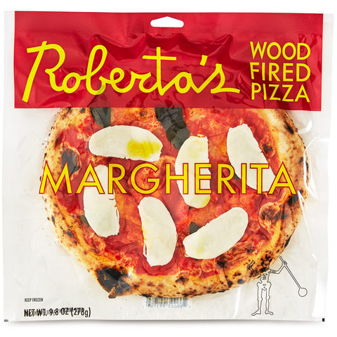 Roberta's Wood Fired Pizza, Margherita