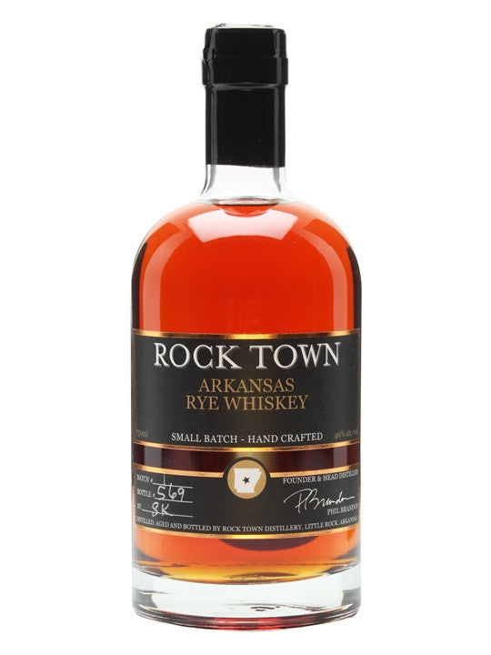 Rock Town Small Batch Rye