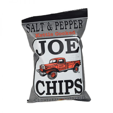 Joe Chips Salt & Pepper 2 Oz