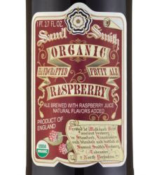 Sam Smith Organic Raspberry 550Ml
