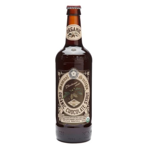 Sam Smith Organic Chocolate Stout 500Ml