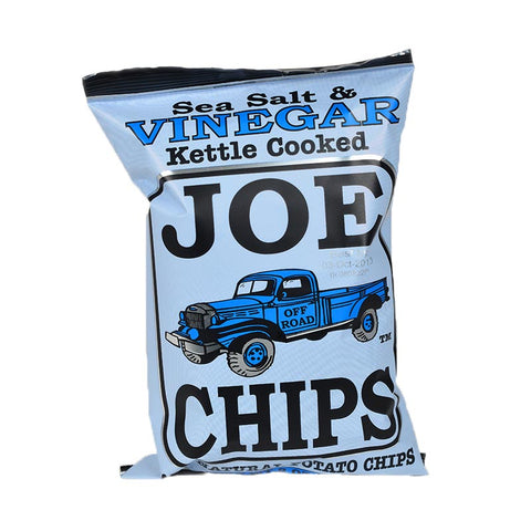 Joe Chips Salt & Vinegar 5 Oz