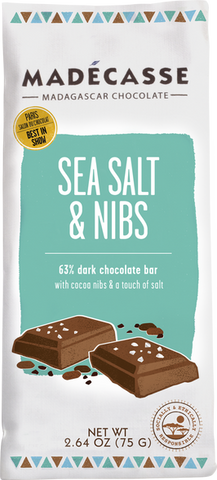 Madecasse Sea Salt & Nibs