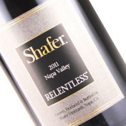 Shafer Relentless Red Blend