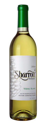 Sharrott Winery Vidal Blanc