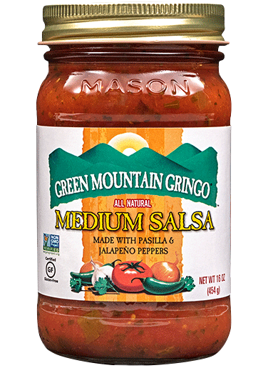 Green Mountain Medium Salsa