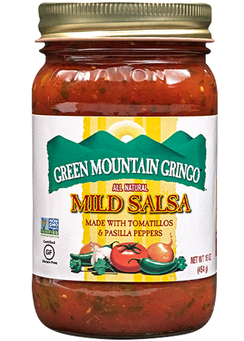 Green Mountain Mild Salsa