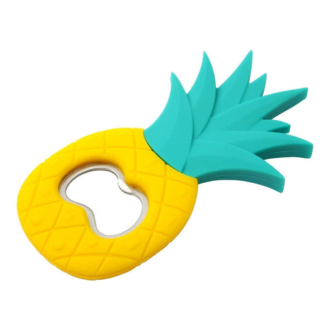 Sunnylife Pineapple Silicone Bottle Opener
