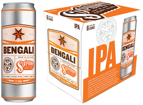 6 Point Bengali Tiger Ale 6Pk