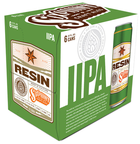 6 Point Resin IPA 6pk