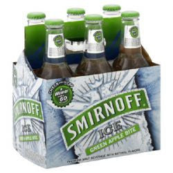 Smirnoff Ice Green Apple 6Pk
