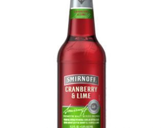 Smirnoff Ice Cranberry & Lime 6Pk