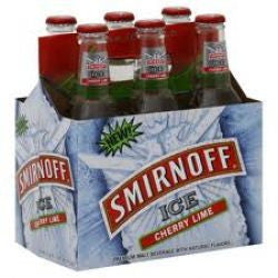 Smirnoff Ice Cherry Lime 6Pk
