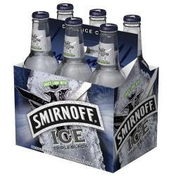 Smirnoff Ice Triple Black 6Pk