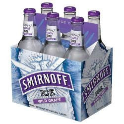Smirnoff Ice Grape 6Pk