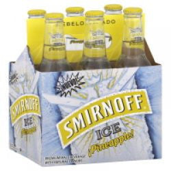 Smirnoff Ice Pineapple 6Pk