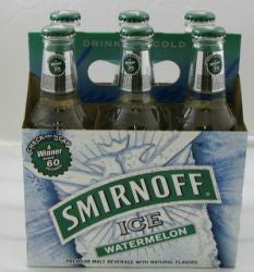 Smirnoff Ice Watermelon 6Pk