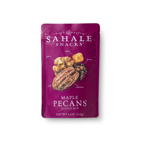 Sahale Snacks Maple Pecans Glazed Mix, 4oz