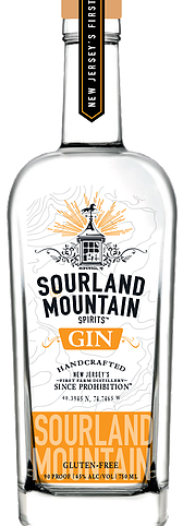 Sourland Mountain Gin