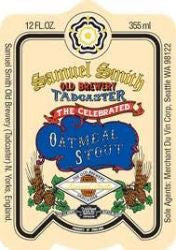 Sam Smith Oatmeal Stout 4Pk