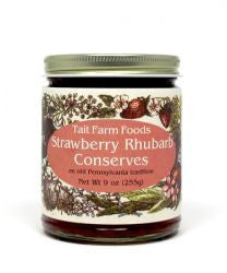 Tait Farm Strawberry Rhubarb Conserve
