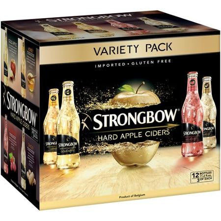 Strongbow Cider Variety 12Pk