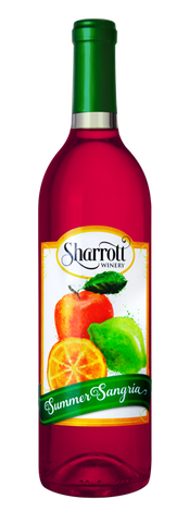 Sharrott Winery Summer Sangria