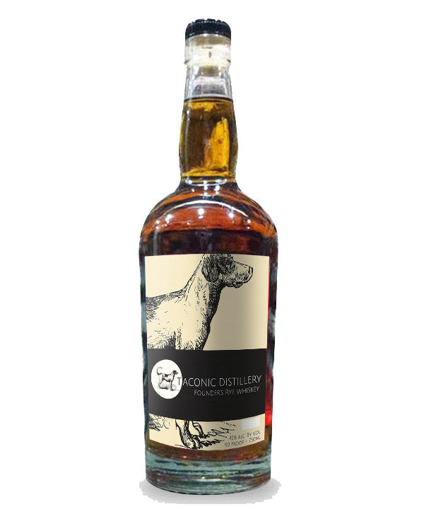 Taconic Founders Rye Whiskey