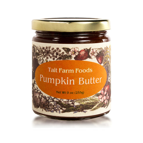 Tait Farm Pumpkin Butter (9oz)